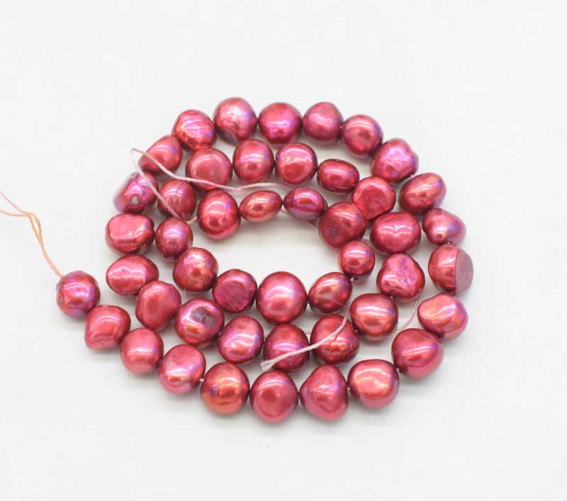 Wholesale 10Strands 8-9mm Freshwater Pearl Beads